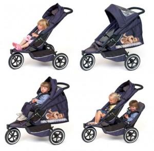 otroški voziček