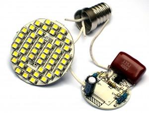 led-reflektor