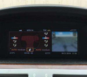 Klima v avtu poskrbi tudi za udobno in varno vožnjo