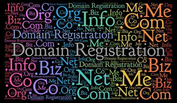 Registracija domene za lažjo prepoznavnost