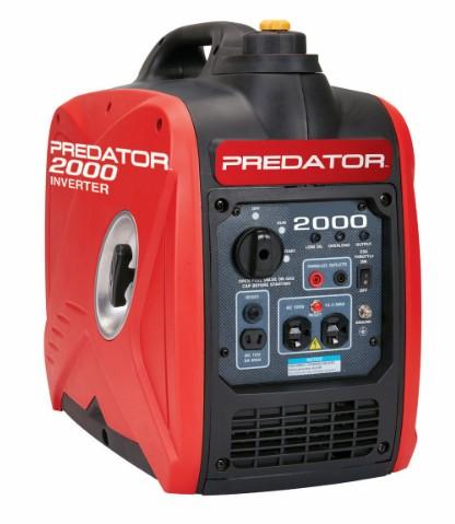 Prenosni inverter agregat Predator 2000
