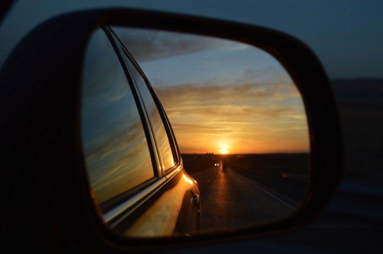 Zunanje ogledalp za avto