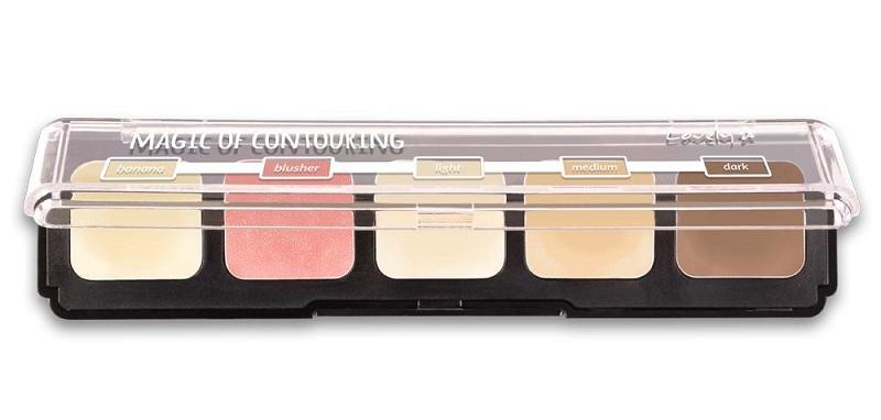 Lovely paleta za osvetljevanje in senčenje obraza