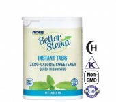 Sladilo stevia z glikemičnim indeksom nič