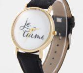 Moške ročne ure kot simbol odgovornosti in moškosti