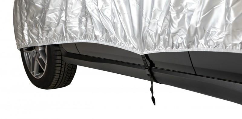 Cerada za avto proti toči nudi odlično zaščito