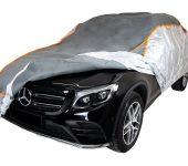 Zaščitimo svoj avtomobil pred zunanjimi nevarnostmi